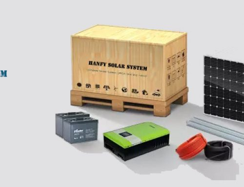 10KW Off Grid Solar Power System With Battery