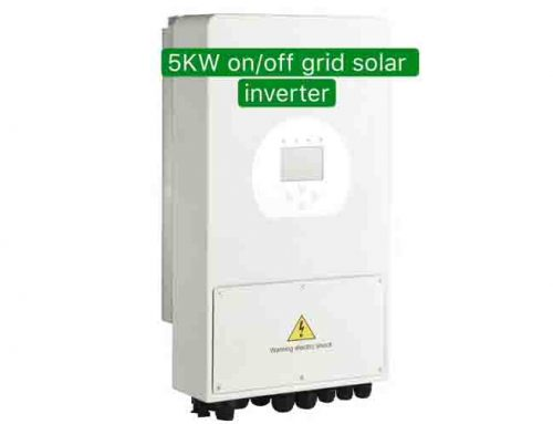 3KW 5KW all in one Hybrid Inverter