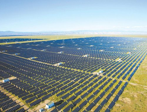 China's photovoltaic industry resumption
