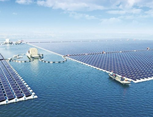 The global floating photovoltaic market is expected to explode